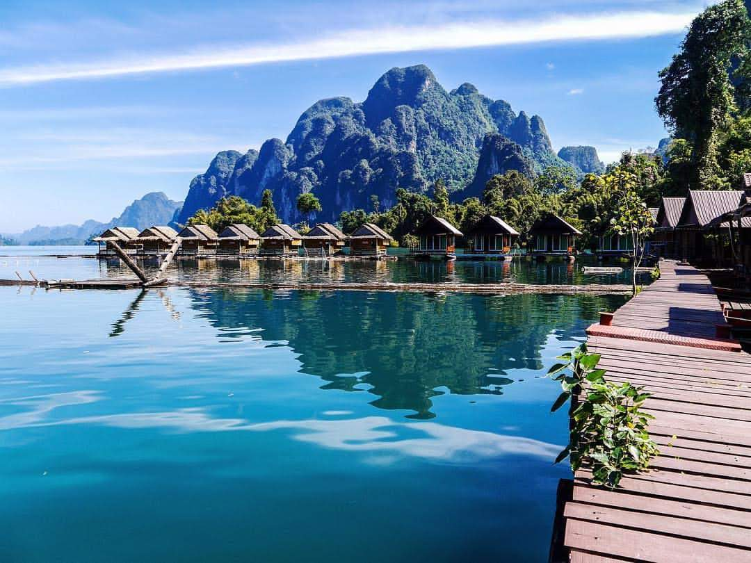 6 Stunning Panorama to Spoil Eyes in Southern Thailand